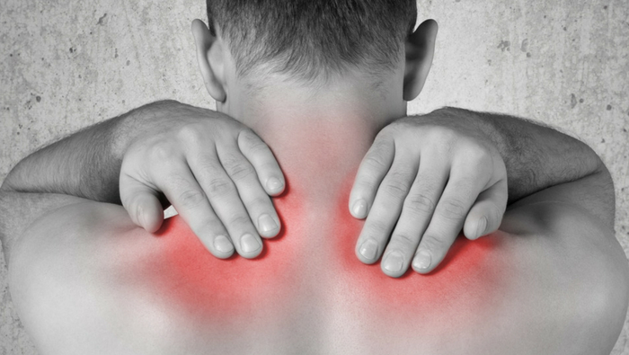 Is desk work causing your neck pain?
